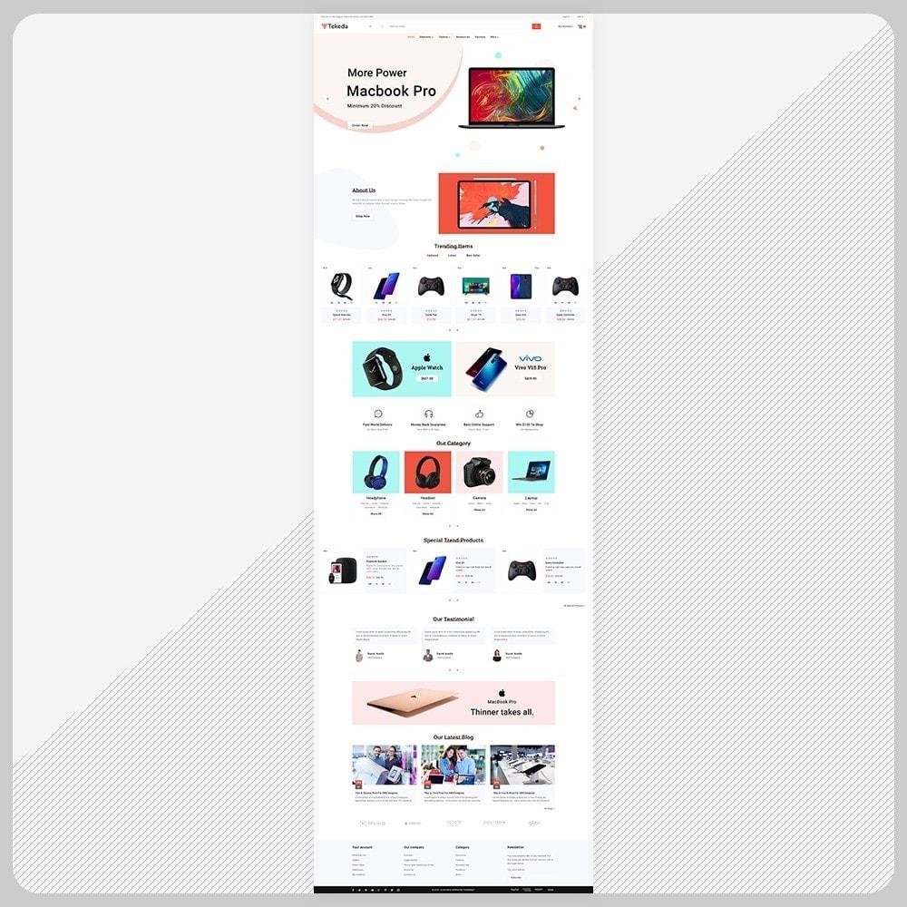 theme - Electronics & Computers - Tekeda– Electronic Big Mall - 2