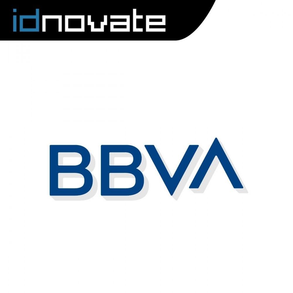module - Pago con Tarjeta o Carteras digitales - BBVA Bancomer México - Pago con tarjeta (TPV Virtual) - 1