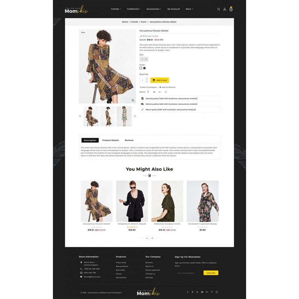 theme - Fashion & Shoes - Mom Chic - Fashion Clothes - 5