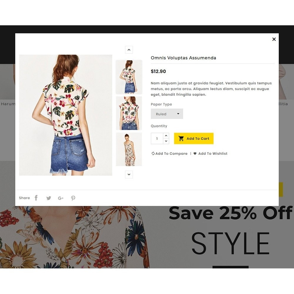 theme - Fashion & Shoes - Mom Chic - Fashion Clothes - 8