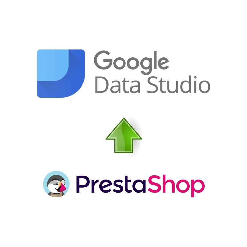 module - Статистика и анализ - Google Data Studio connector - 1