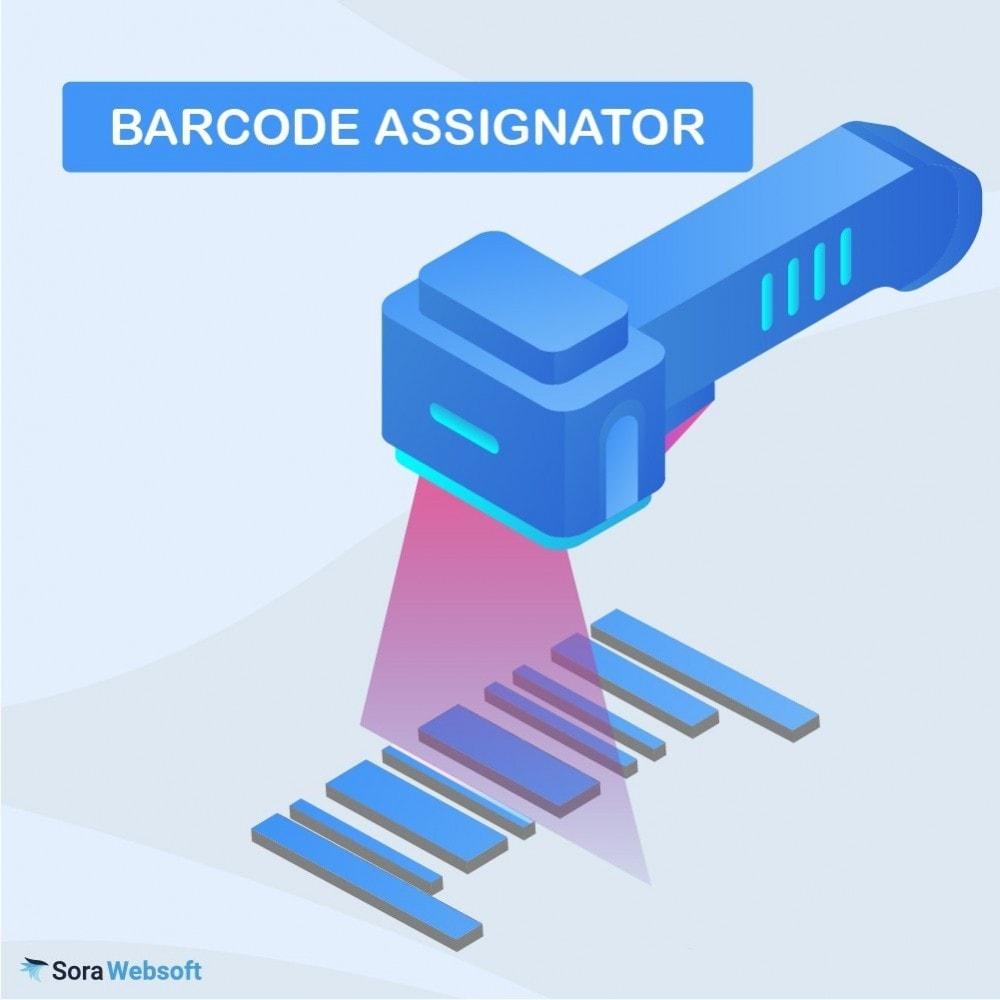 module - Marketplaces - Générateur de code barre - 1