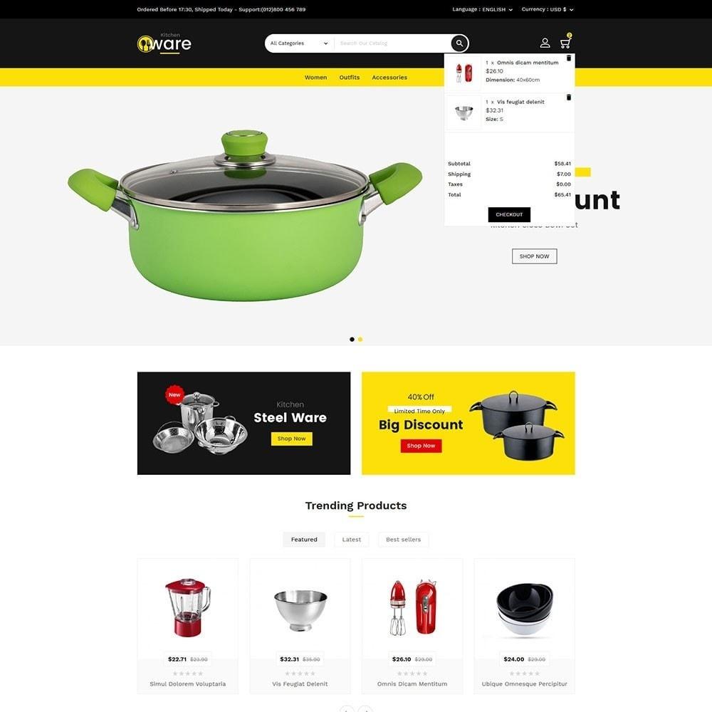 theme - Dom & Ogród - Kitchenware Online Store - 3