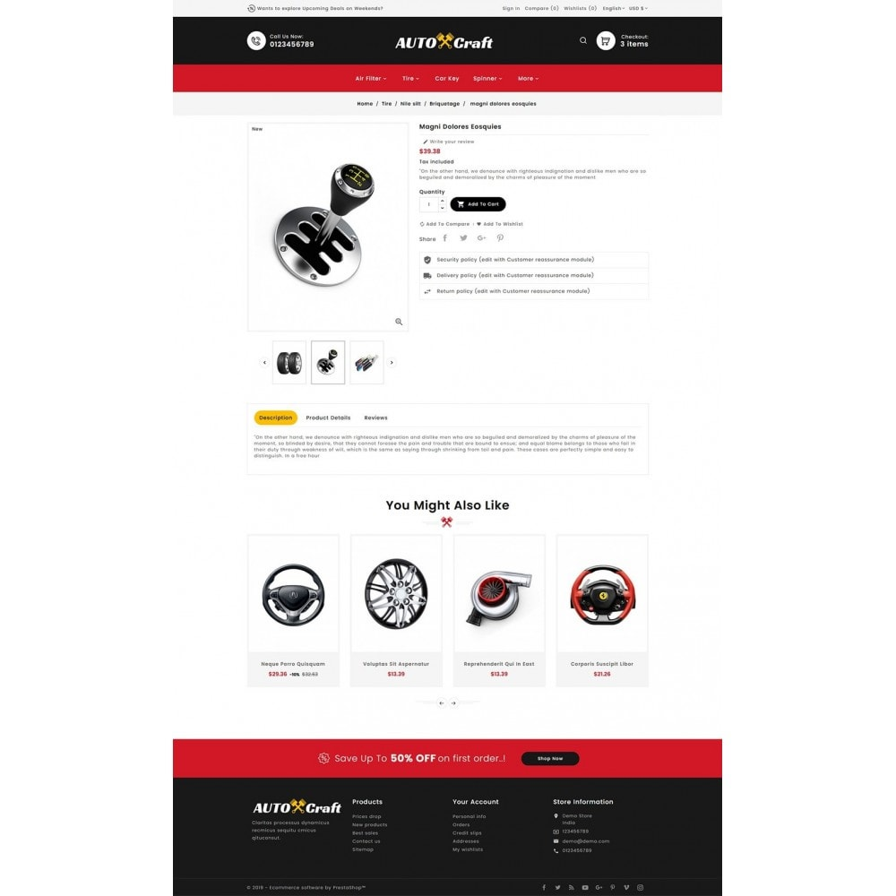 theme - Coches y Motos - Auto Crafts & Parts - 5