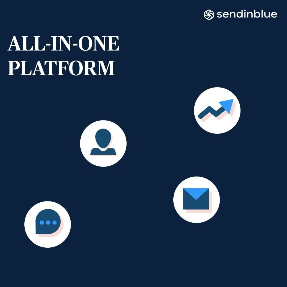 module - Promotions & Marketing - SendinBlue (Email & Newsletter) - 2