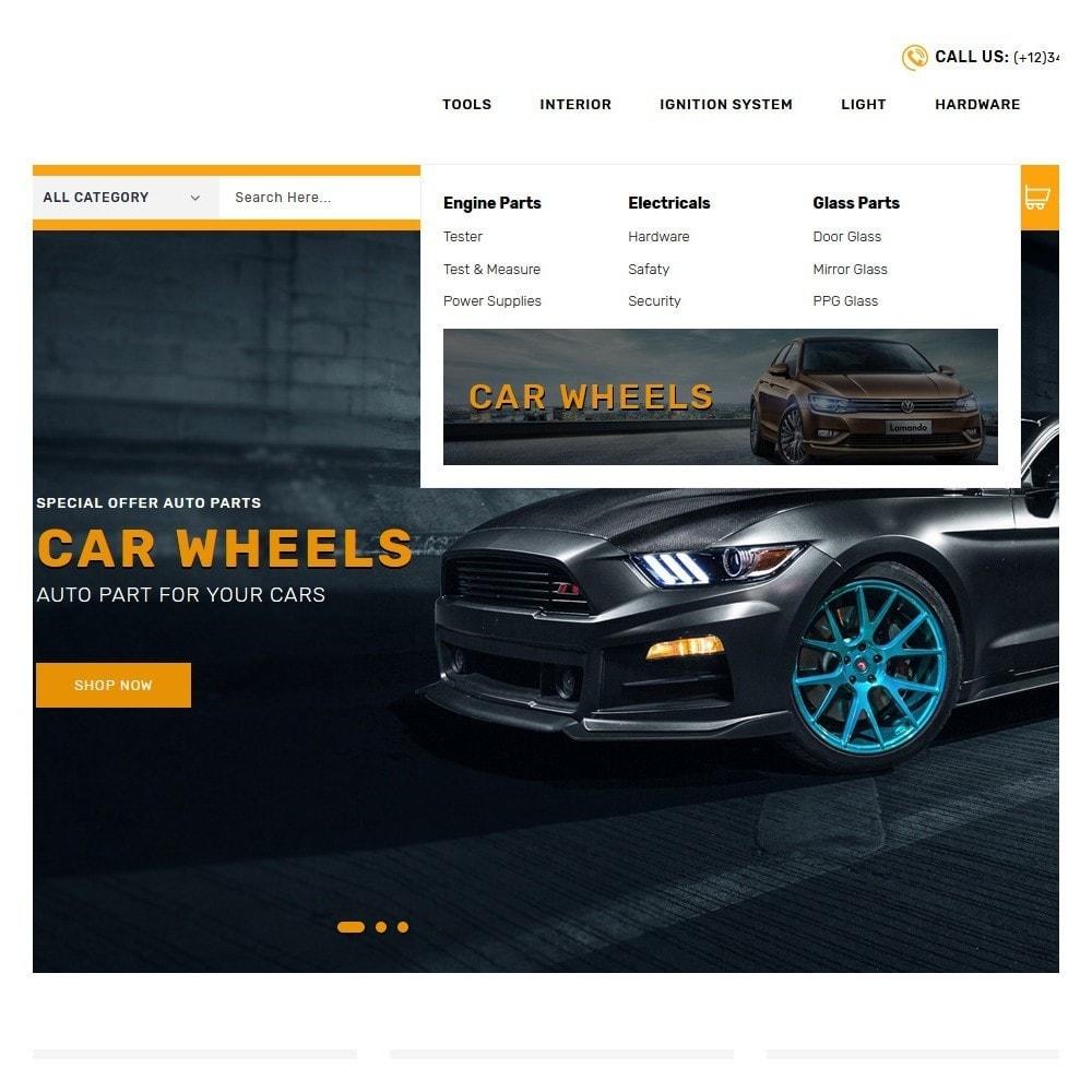 theme - Coches y Motos - Kiteron Automotive & Cars Shop - 8