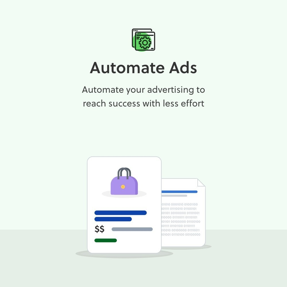 module - SEA SEM (paid advertising) & Affiliation Platforms - Automated Google Marketing - Get More Sales With Cobiro - 4