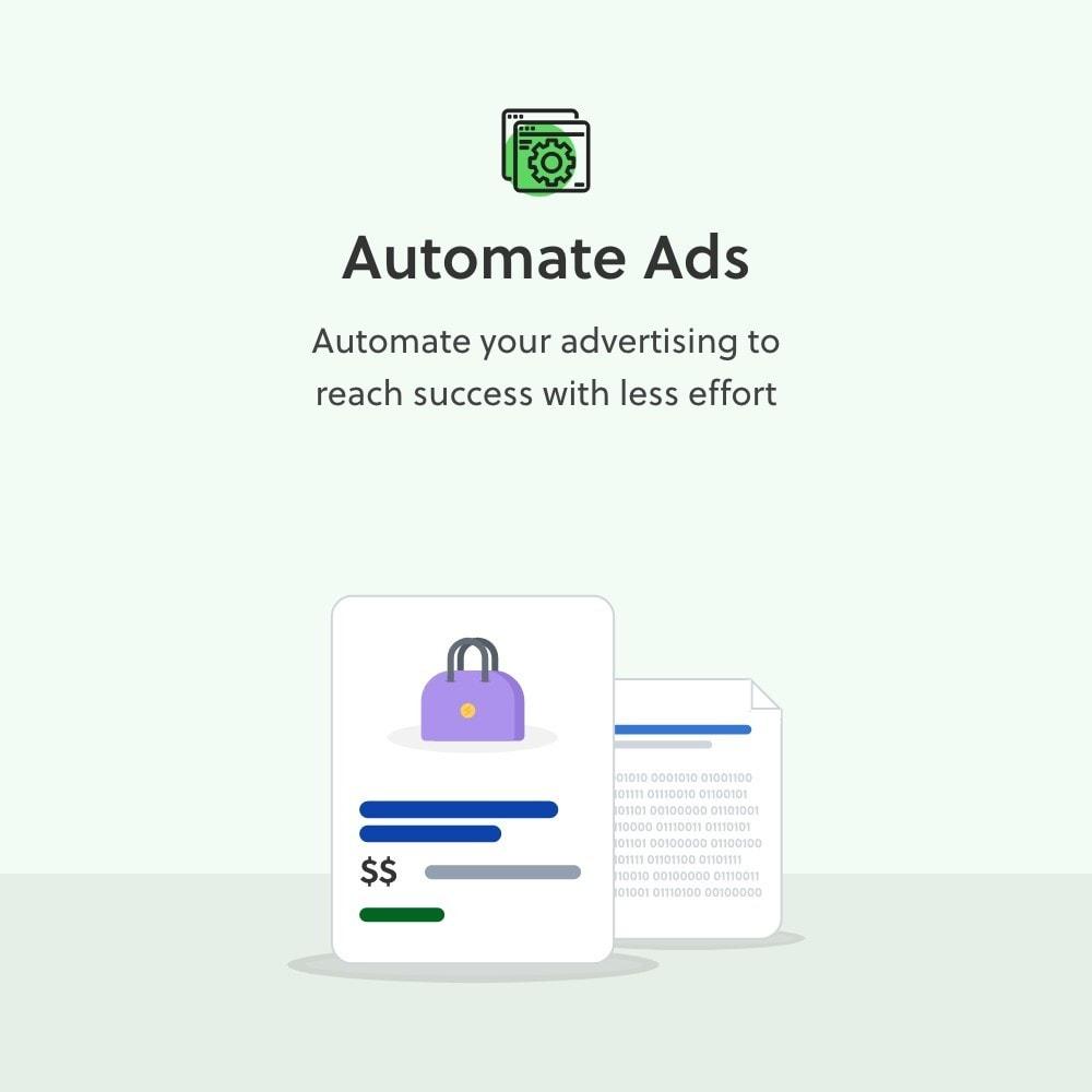 module - Betaalde vermelding & Lidmaatschap - Automated Google Marketing - Get More Sales With Cobiro - 4