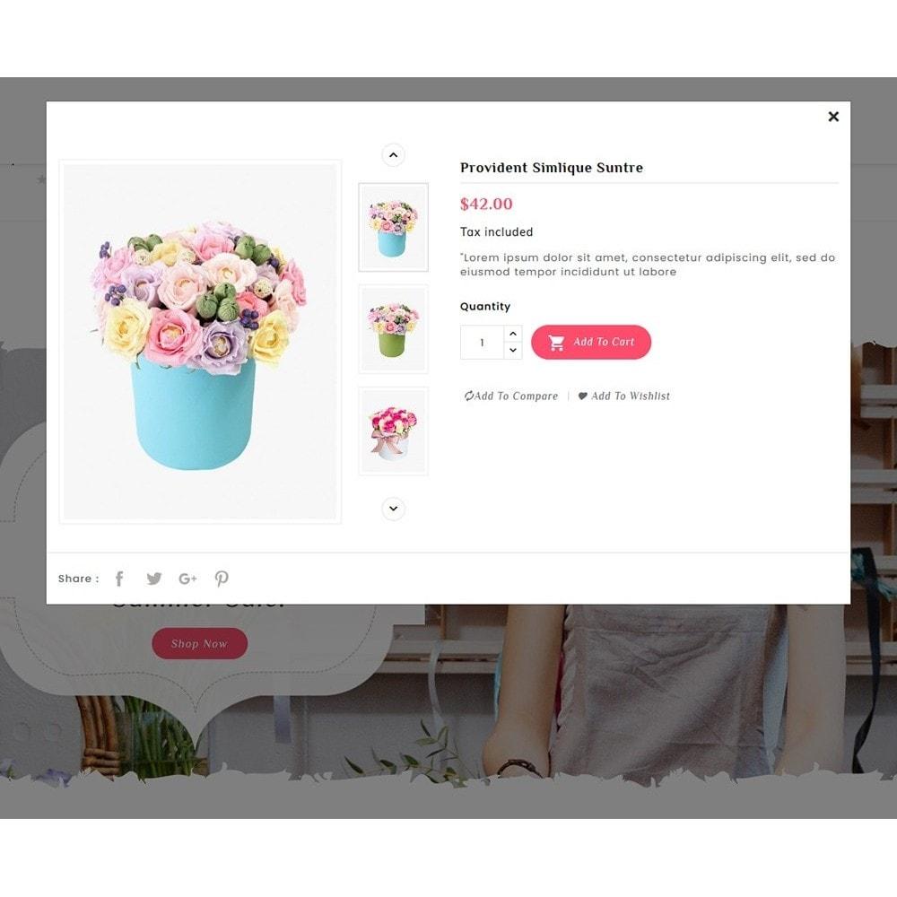 theme - Cadeaus, Bloemen & Gelegenheden - Flowering - Blooming Art - 8