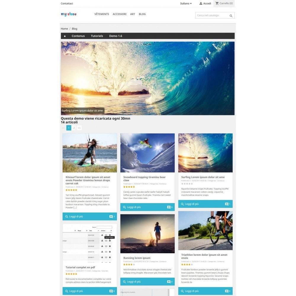 module - Blog, Forum & News - Prestablog: un blog professionale per il tuo negozio - 5