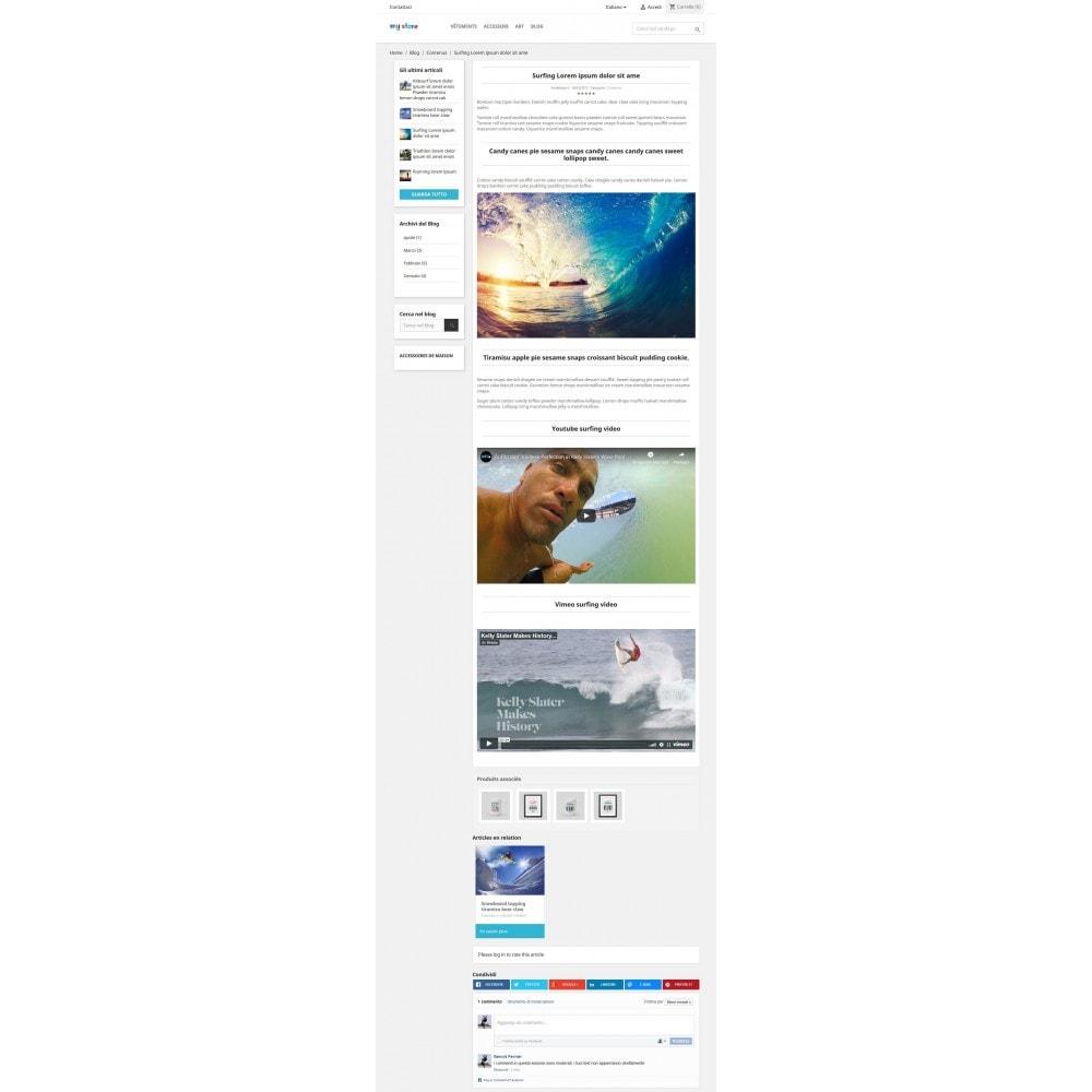 module - Blog, Forum & News - Prestablog: un blog professionale per il tuo negozio - 6