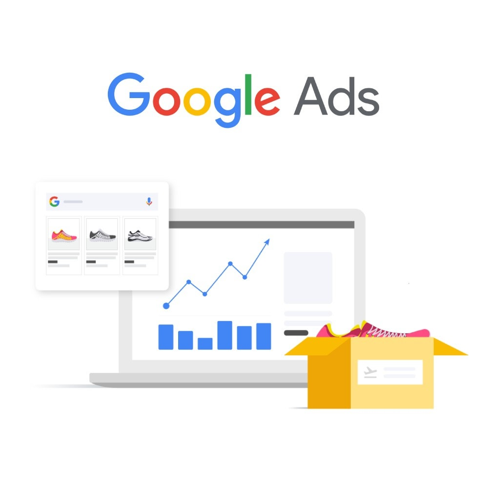module - SEA SEM (paid advertising) & Affiliation Platforms - Google Ads - 1