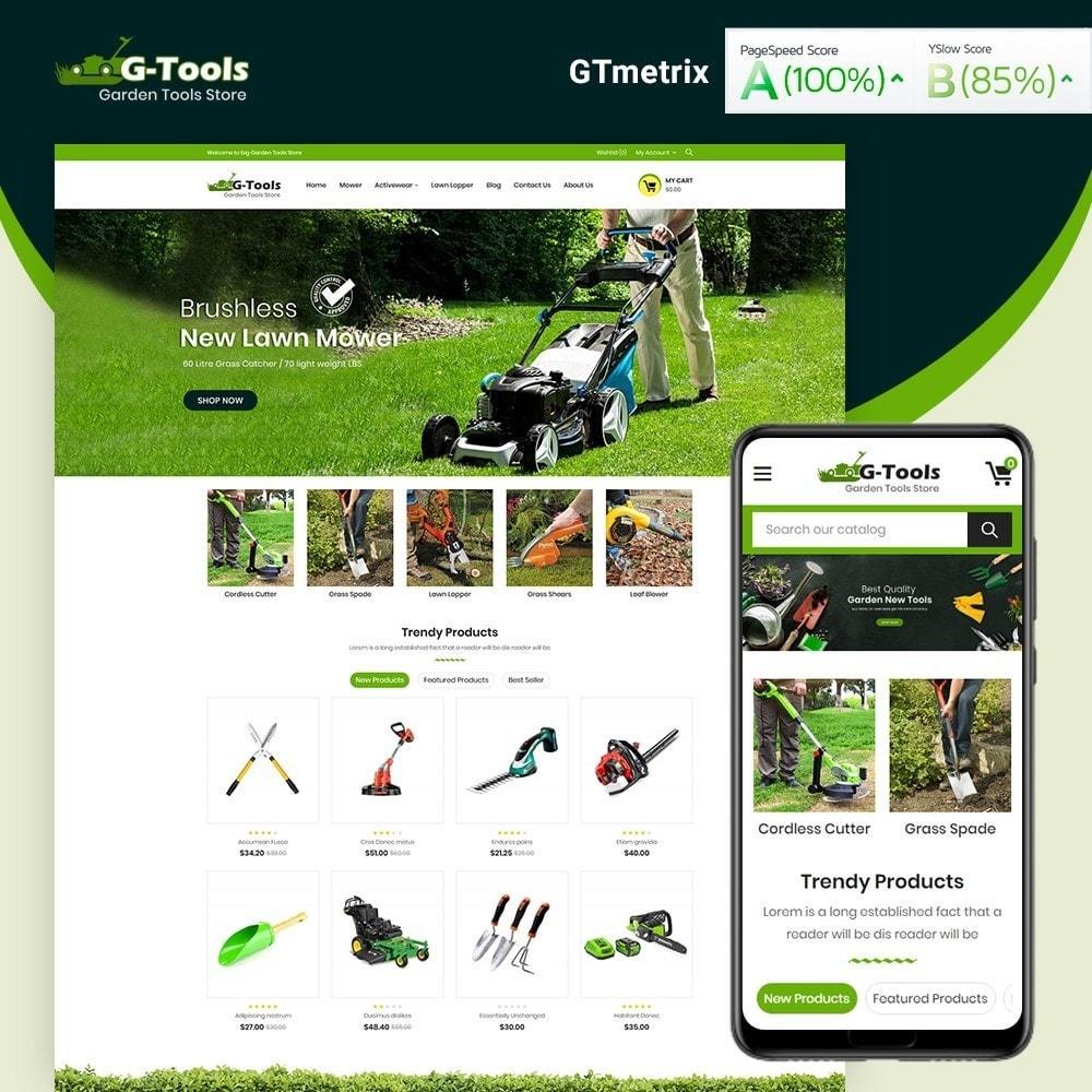 theme - Maison & Jardin - Gtools Garden Tools Store - 2