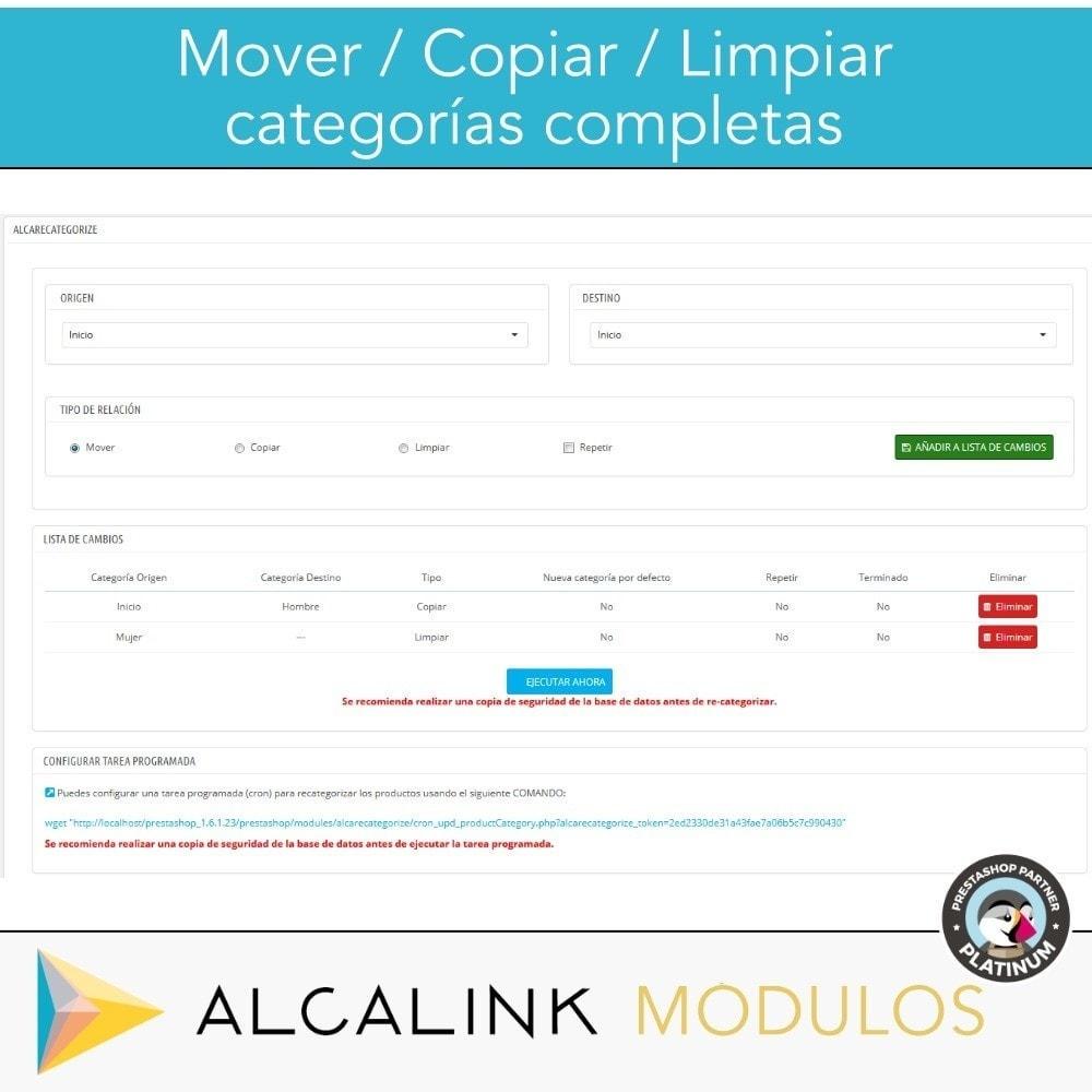 module - Edición Rápida y Masiva - Copia y Mueve Productos Masivamente - Dropshipping - 2