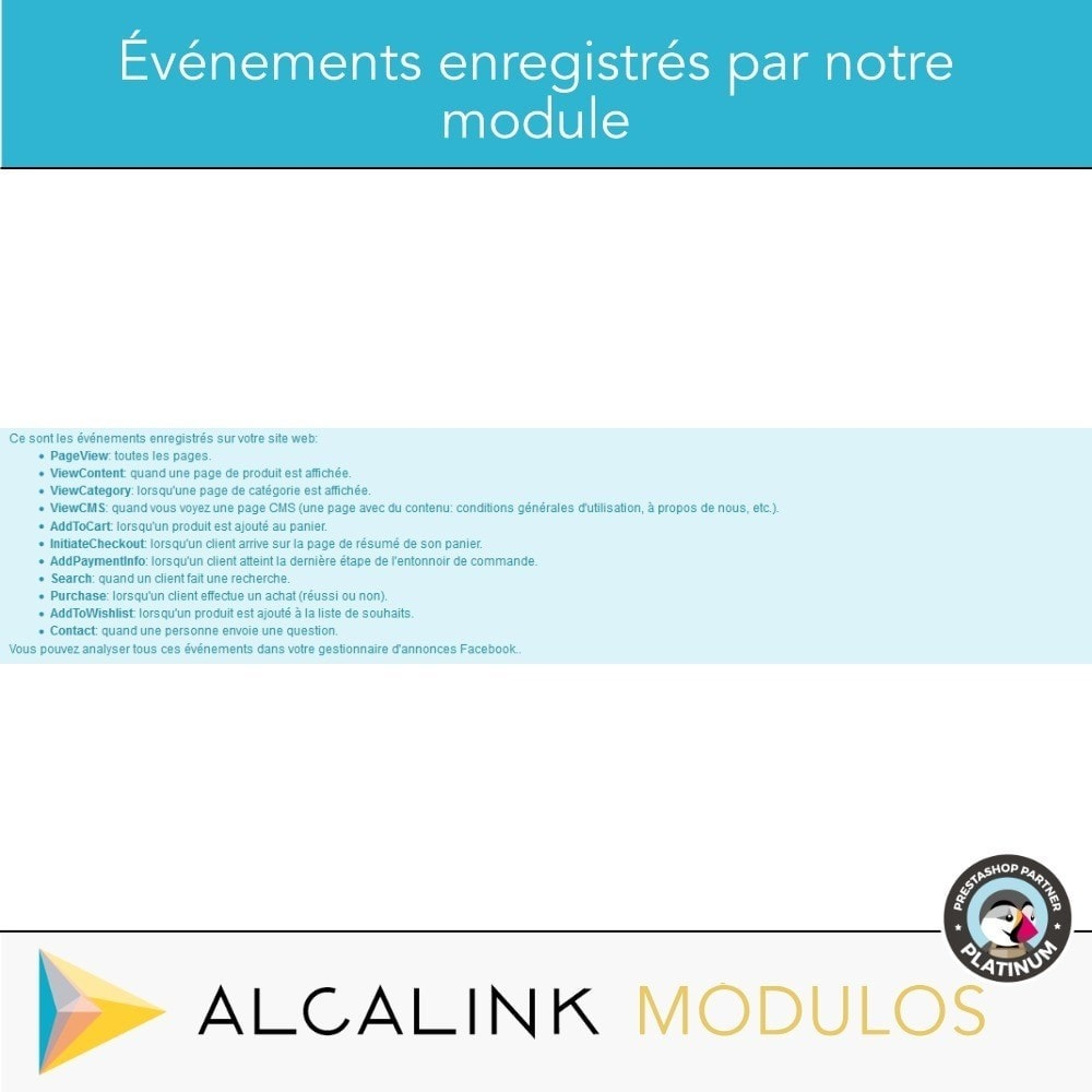 module - Remarketing & Paniers Abandonnés - Pixel - Conversions et Remarketing - 3