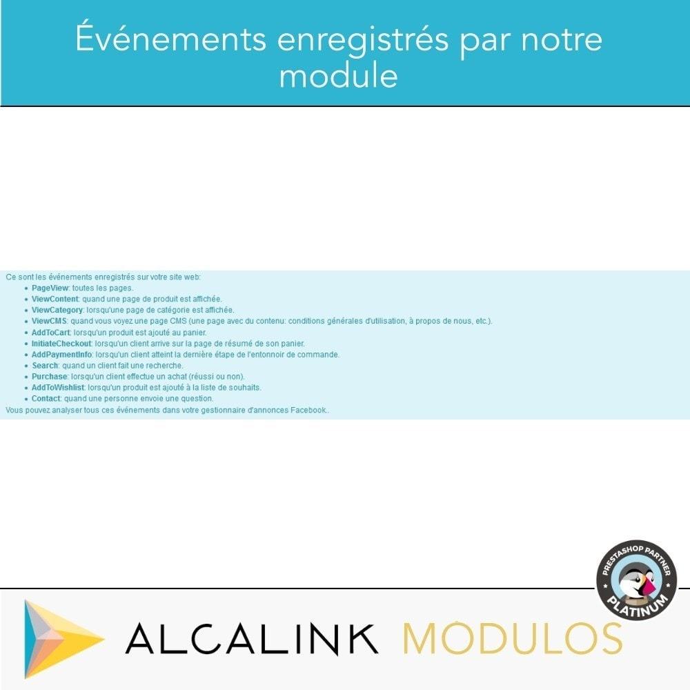 module - Remarketing & Paniers Abandonnés - Pixel (1.6) - Conversions et Remarketing - 3