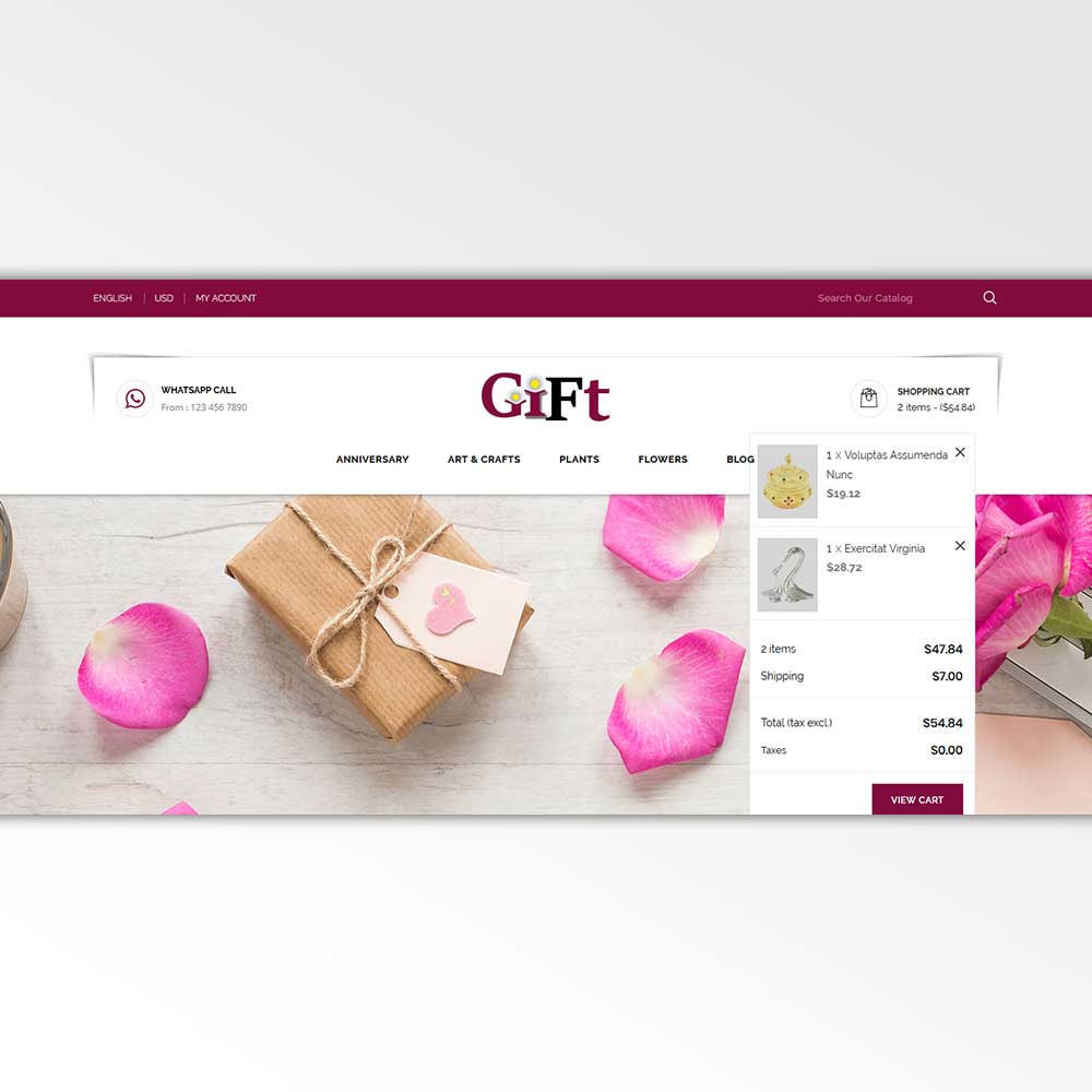 theme - Gifts, Flowers & Celebrations - Gift - Store - 9