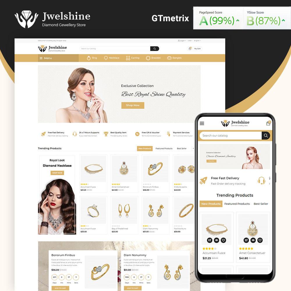 theme - Bijoux & Accessoires - Jwelshine Diamond Store - 1