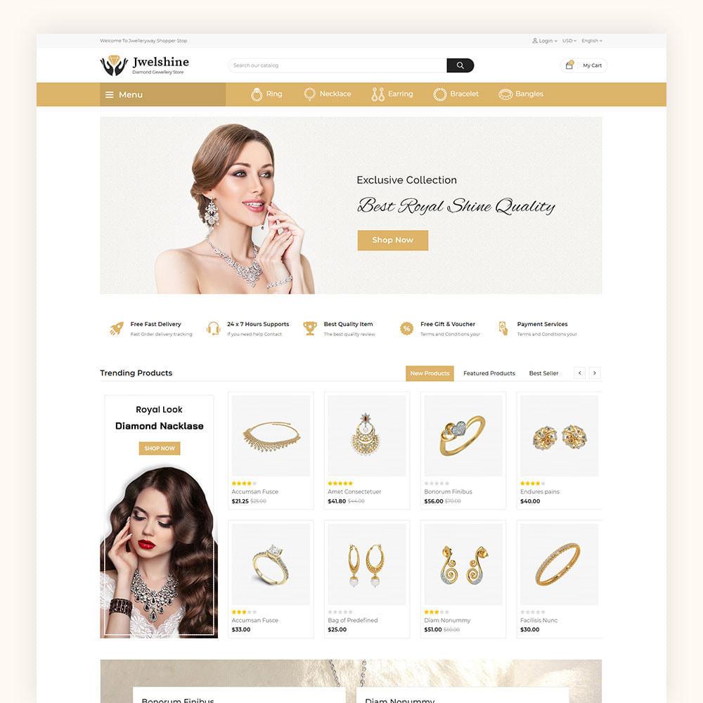 theme - Bijoux & Accessoires - Jwelshine Diamond Store - 2