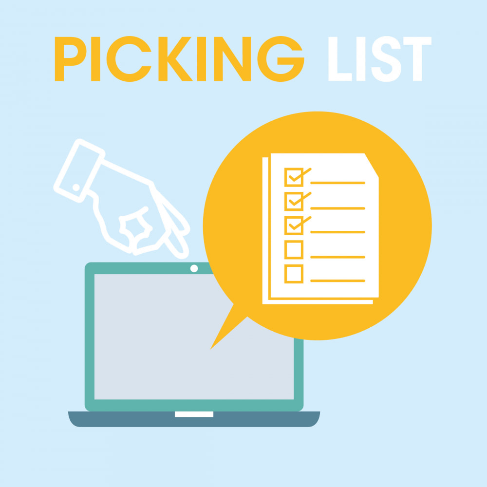 module - Preparazione & Spedizione - Pickinglist - 2