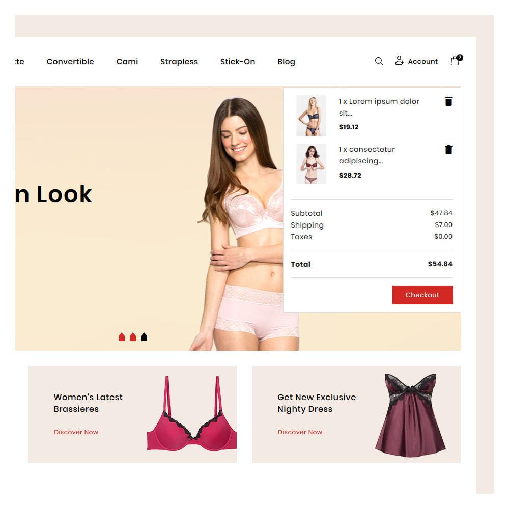 theme - Нижнее белье и товары для взрослых - Cintia Lingerie & Adult Store - 7