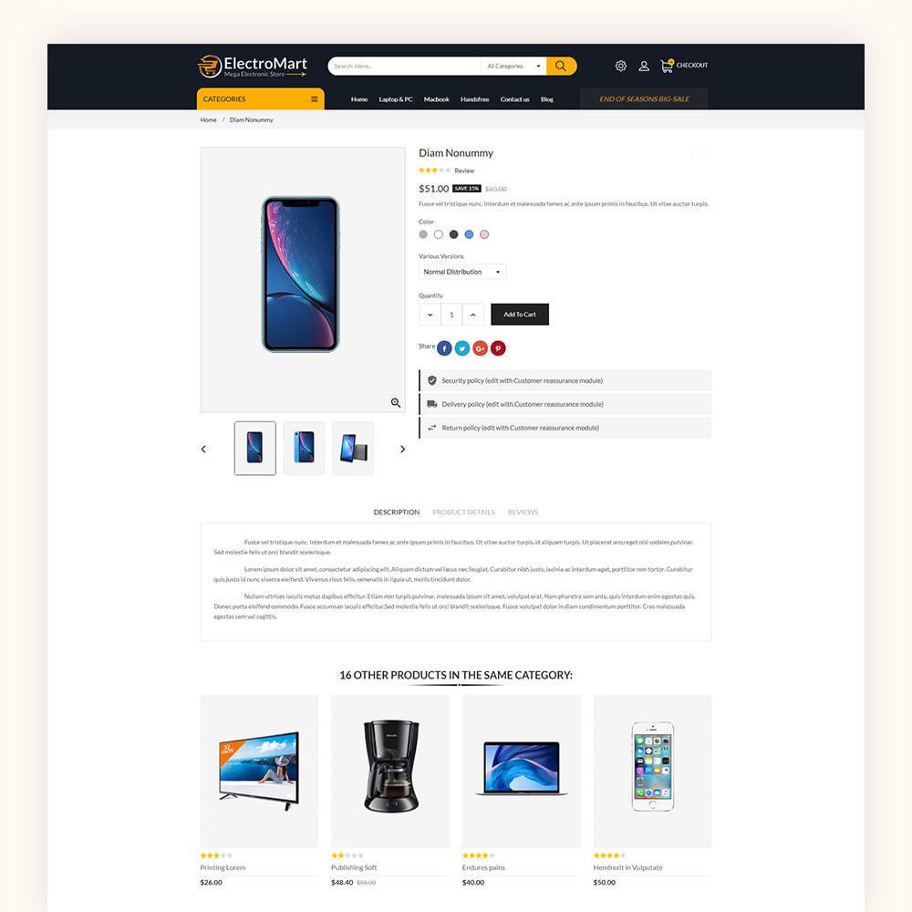 theme - Elektronika & High Tech - Electromart Mega Store - 7