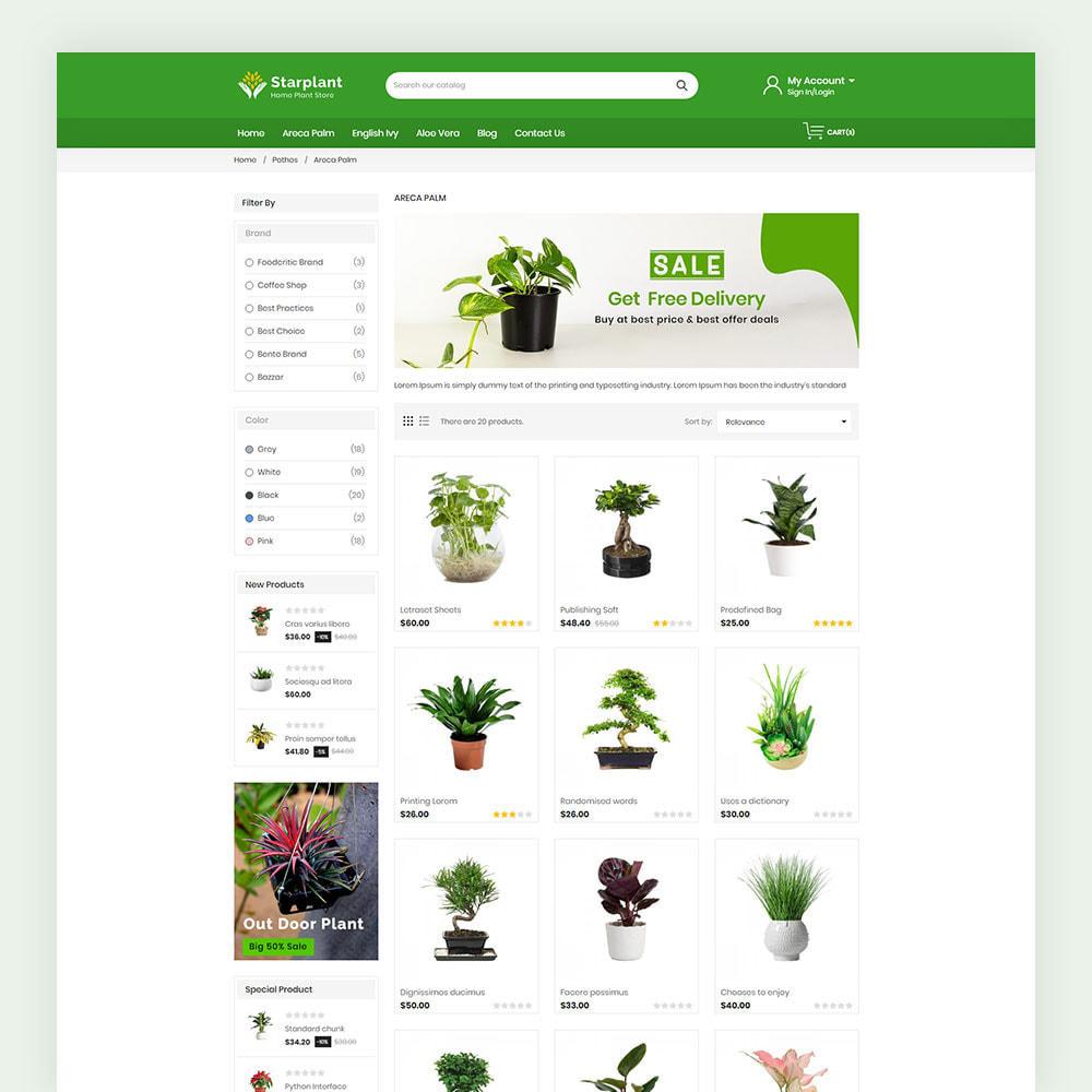 theme - Hogar y Jardín - Starplant Plant Store - 5