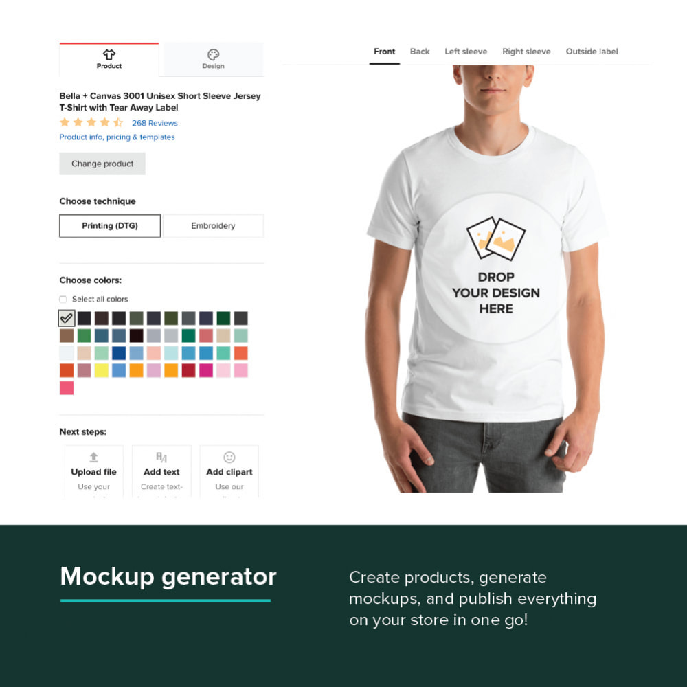 module - Dropshipping - Printful: Print-on-Demand Dropshipping - 2