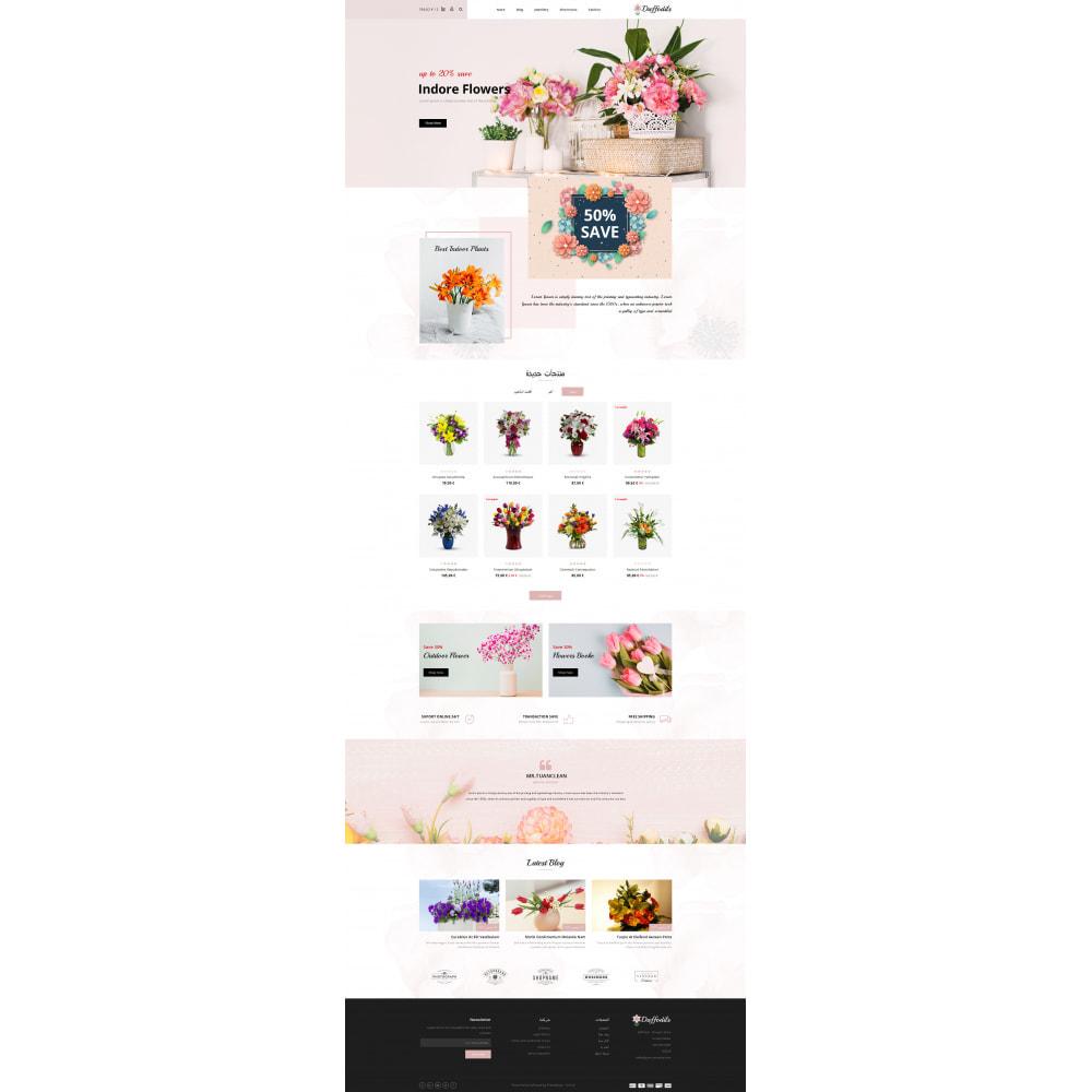 theme - Prezenty, Kwiaty & Uroczystości - Daffodils - Flowers Store - 10