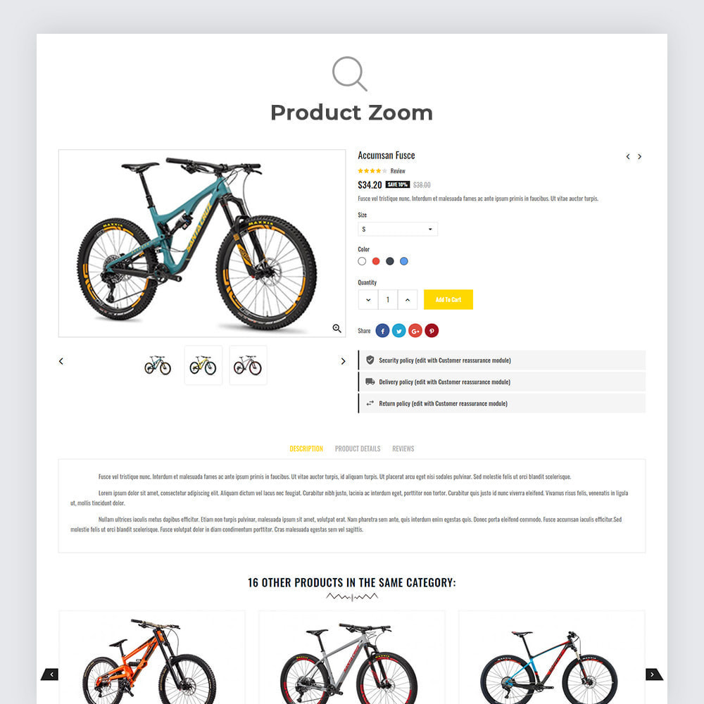 theme - Sport, Activiteiten & Reizen - Bicycon Cycle Store - 8