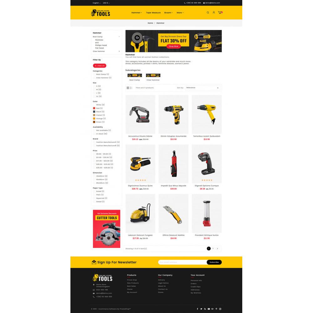 theme - Home & Garden - Power Tools & Equipment - 3