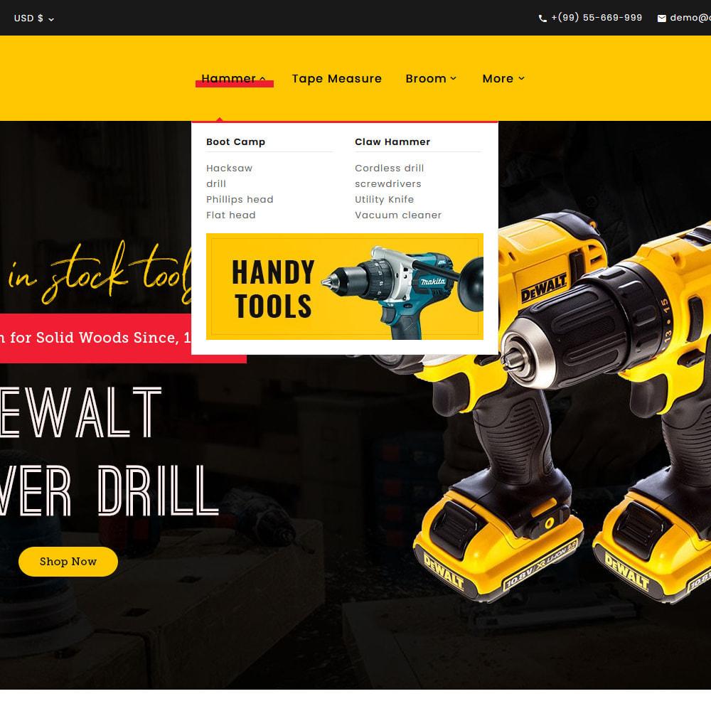 theme - Home & Garden - Power Tools & Equipment - 9