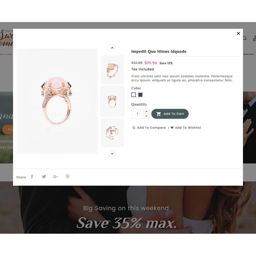 theme - Moda & Obuwie - Sweet Moment - Wedding Shop - 8