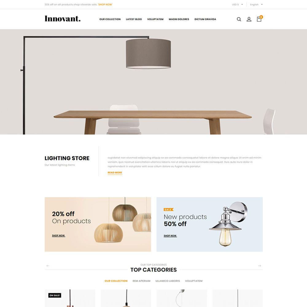 theme - Casa & Giardino - Innovant - Il negozio di mobili - 6