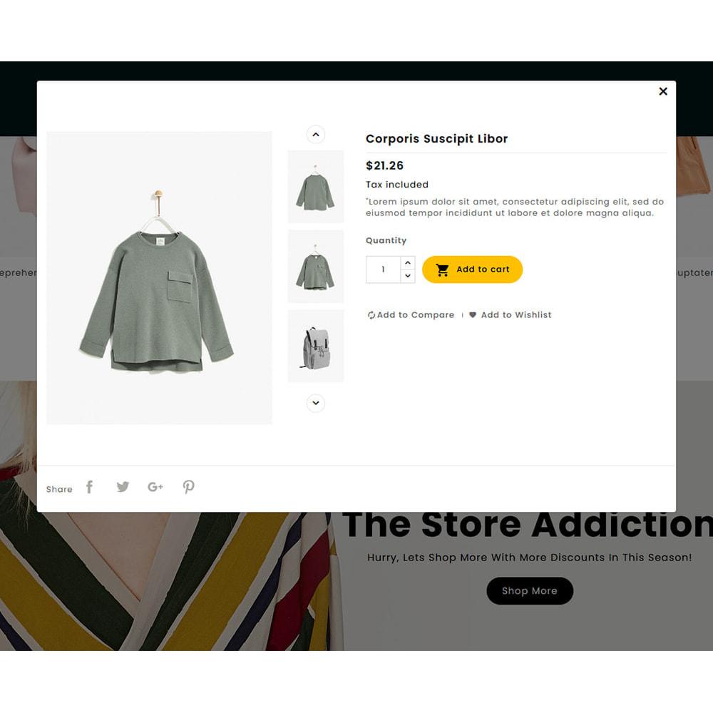 theme - Mode & Schoenen - Lookbook - Fashion Apparels - 8
