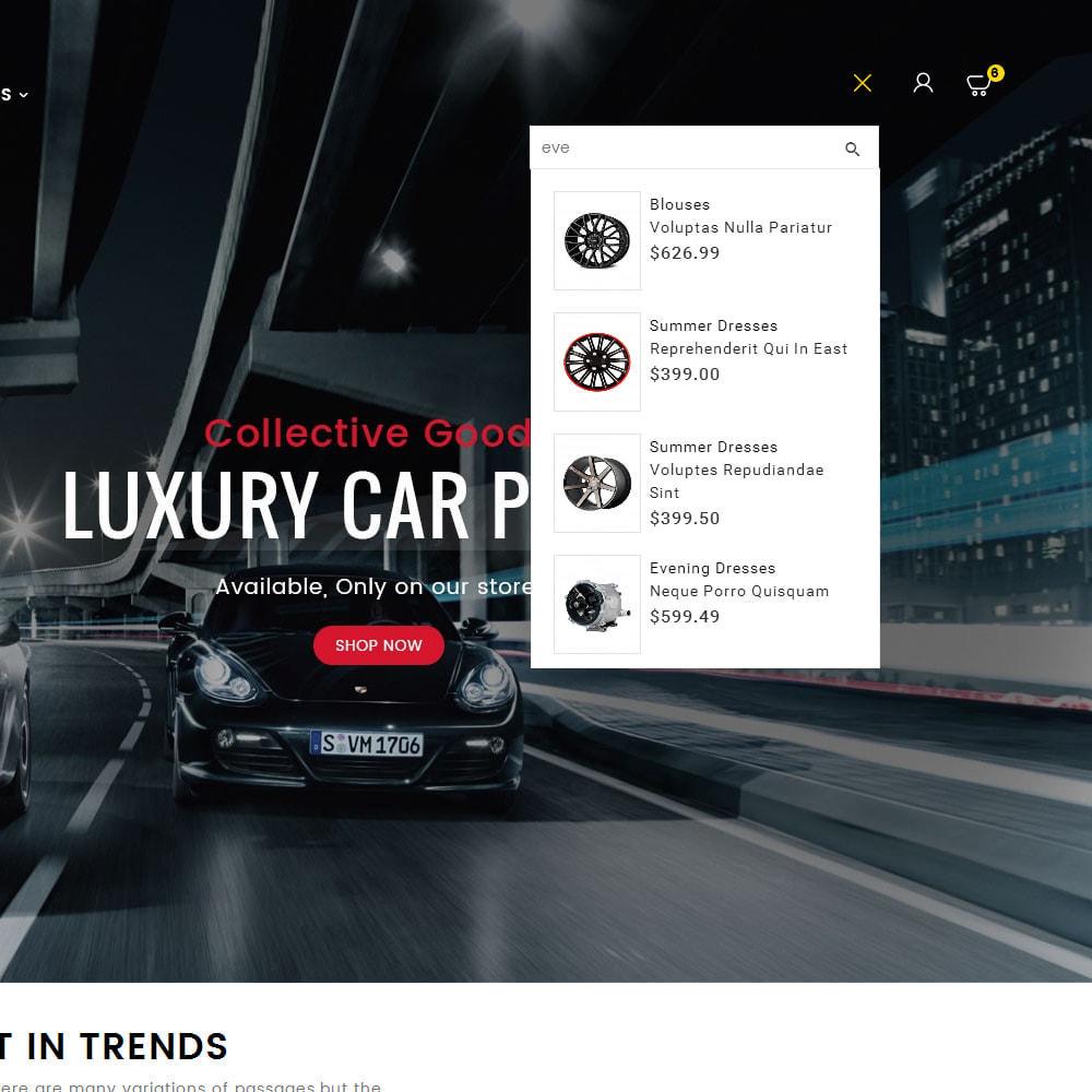 theme - Automotive & Cars - Auto Parts Store - 10