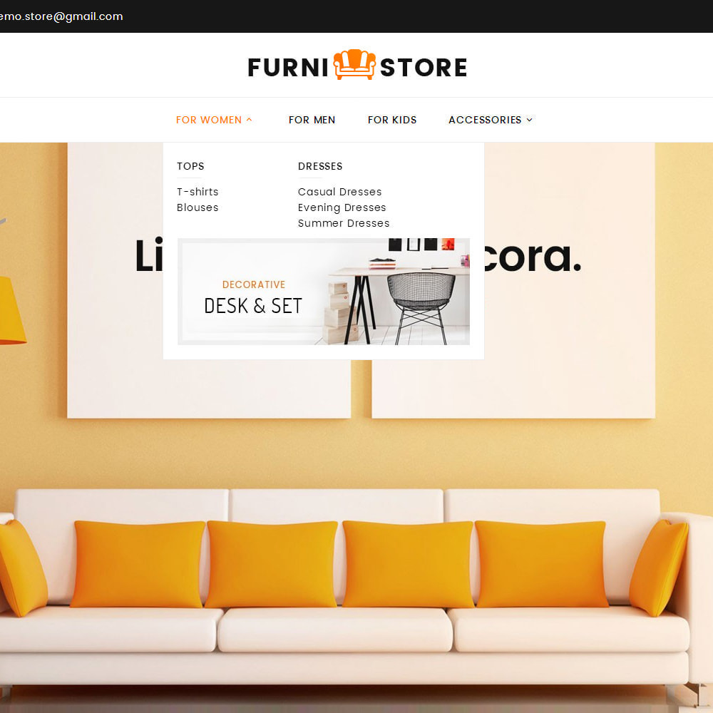 theme - Maison & Jardin - Furniture Store - 10
