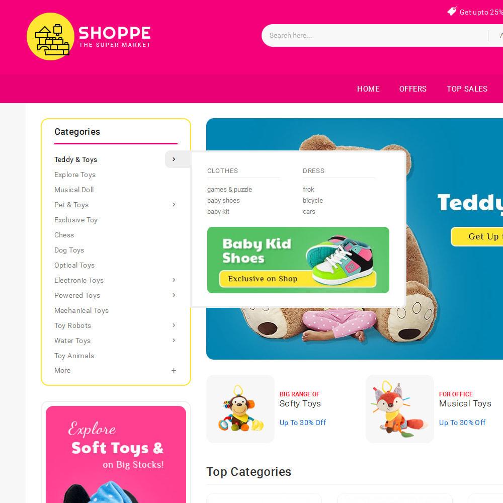 theme - Niños y Juguetes - Mega Shoppe Kid Toys - 9