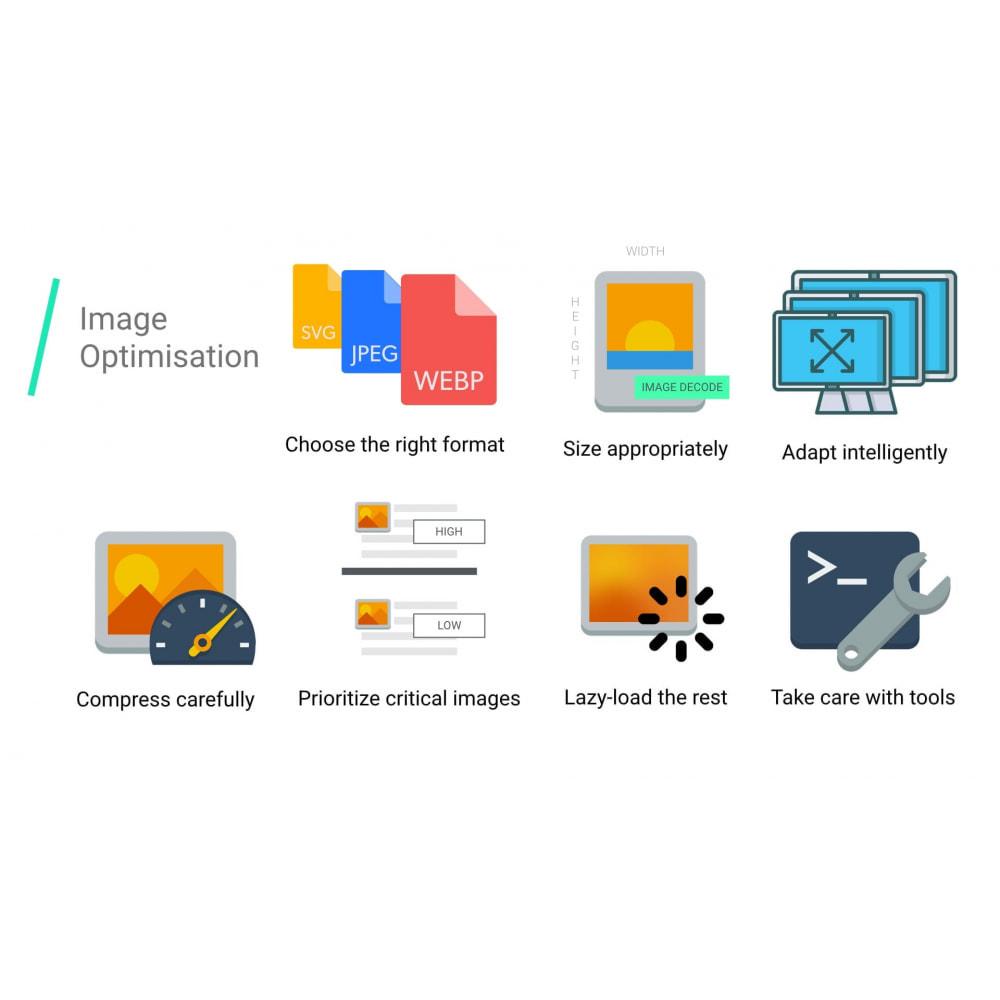 module - Desempenho do Site - Lazy Load Images - Page Speed Optimization Module - 1