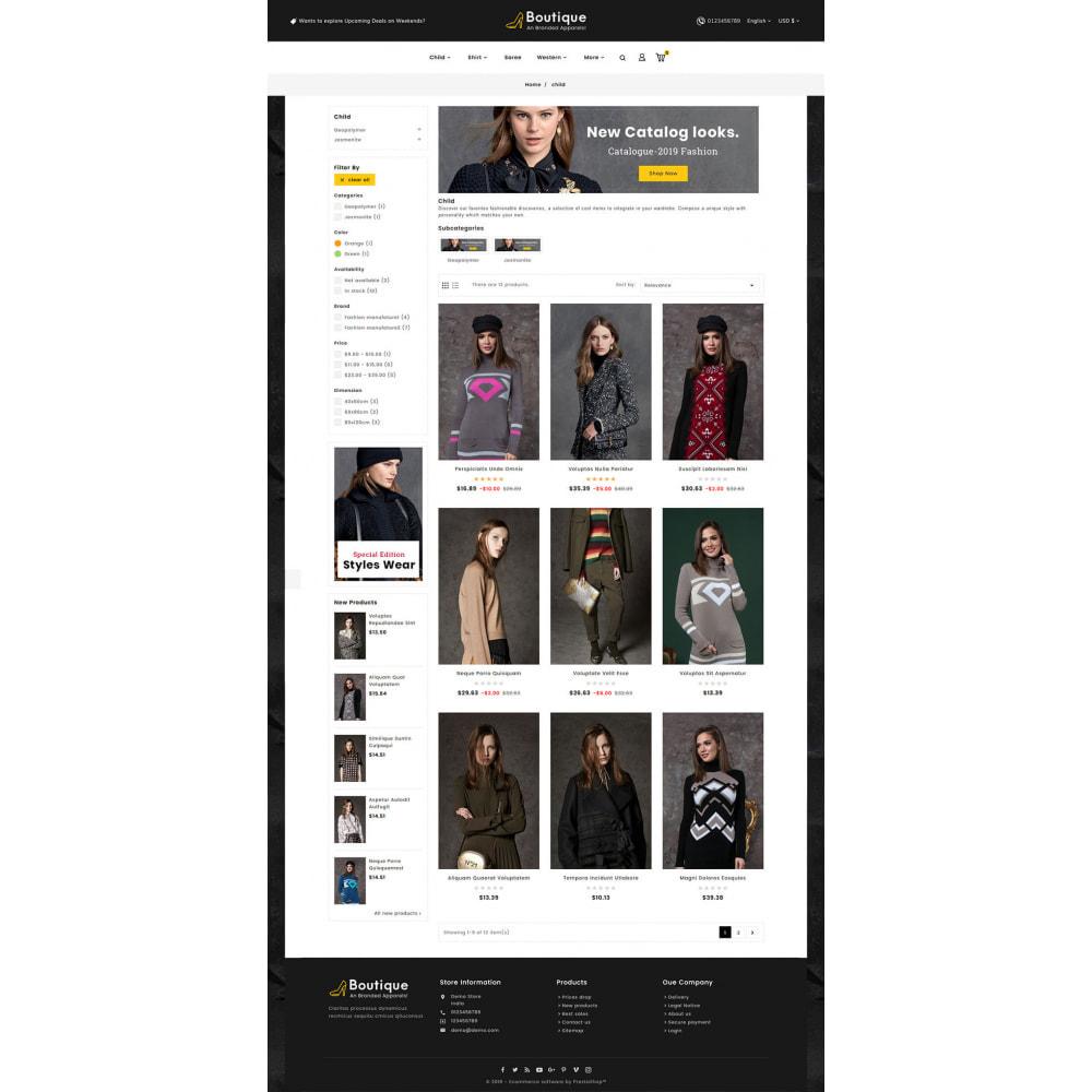 theme - Fashion & Shoes - Boutique Fashion Apparels - 3