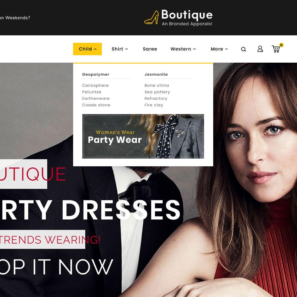 theme - Fashion & Shoes - Boutique Fashion Apparels - 9