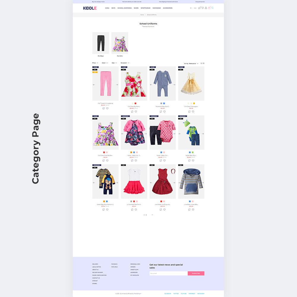 theme - Fashion & Shoes - Kiddle - Children Clothes Store - 4