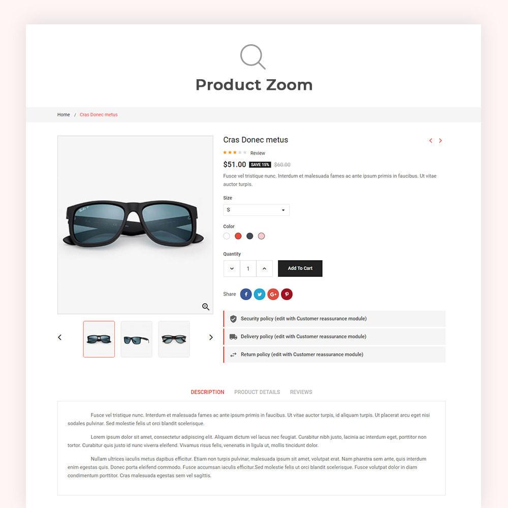 theme - Mode & Schoenen - Eyecatch Goggles Store - 7