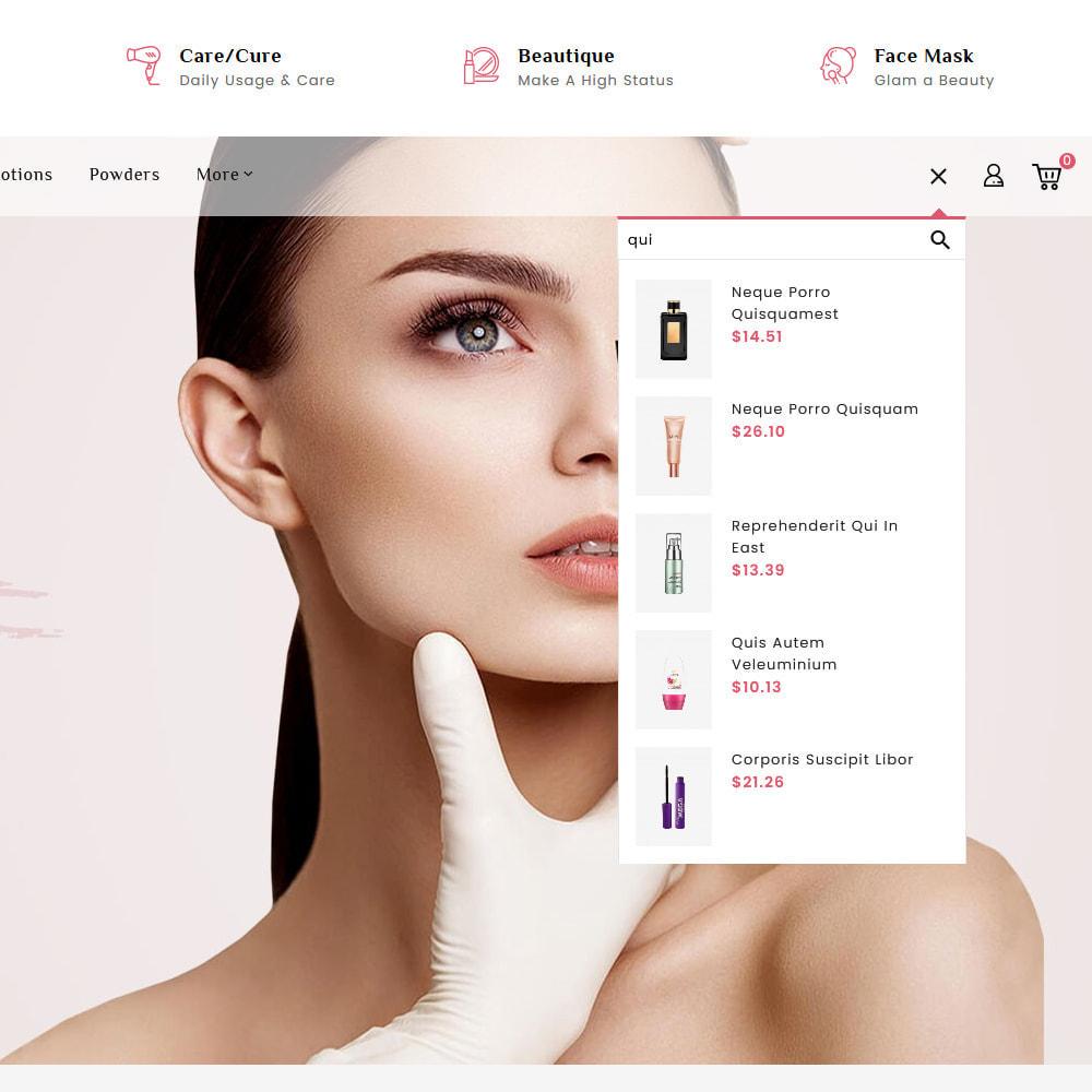 theme - Saúde & Beleza - Beautique Skin Cosmetics - 10