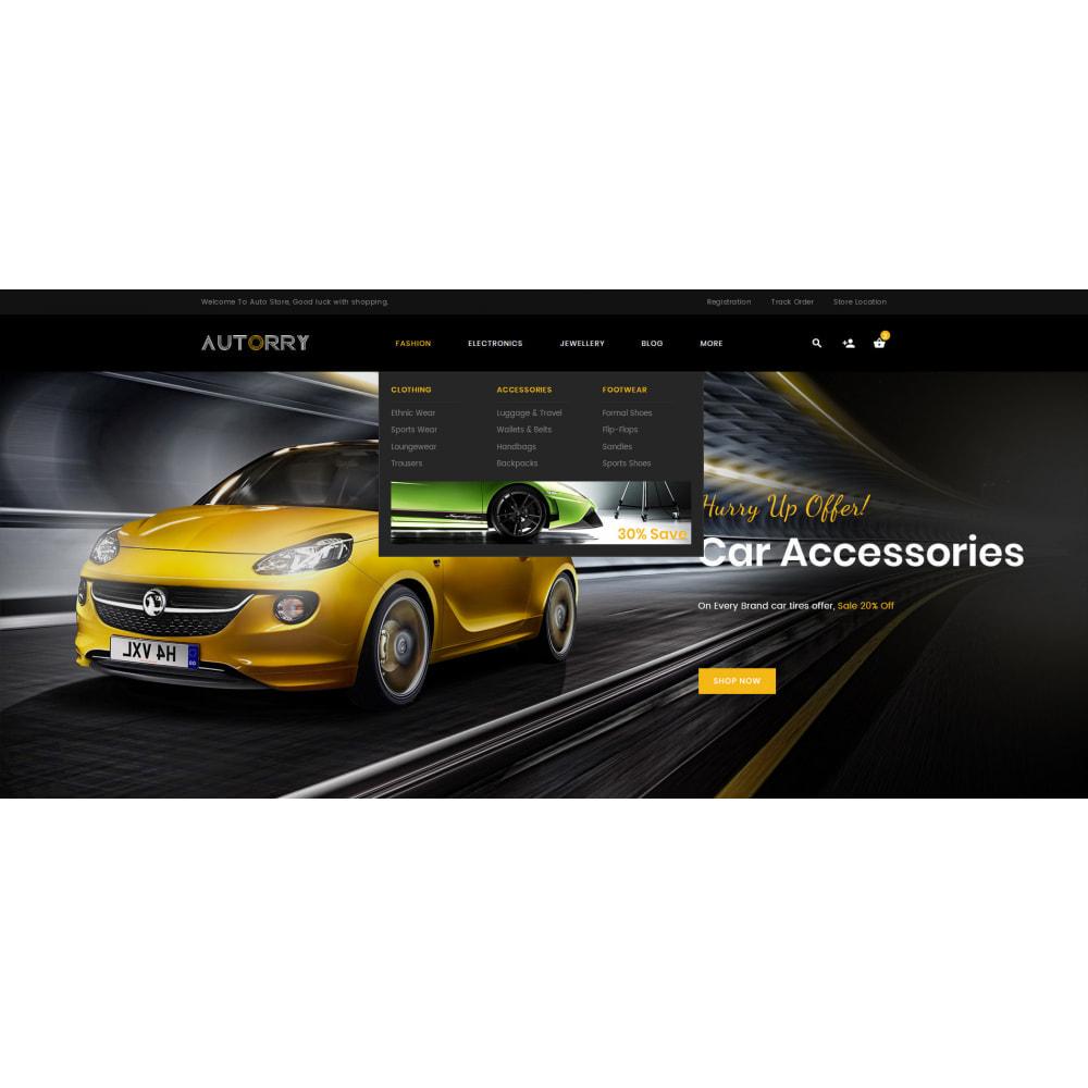 theme - Auto's & Motoren - Autorry - Auto Parts Store - 6