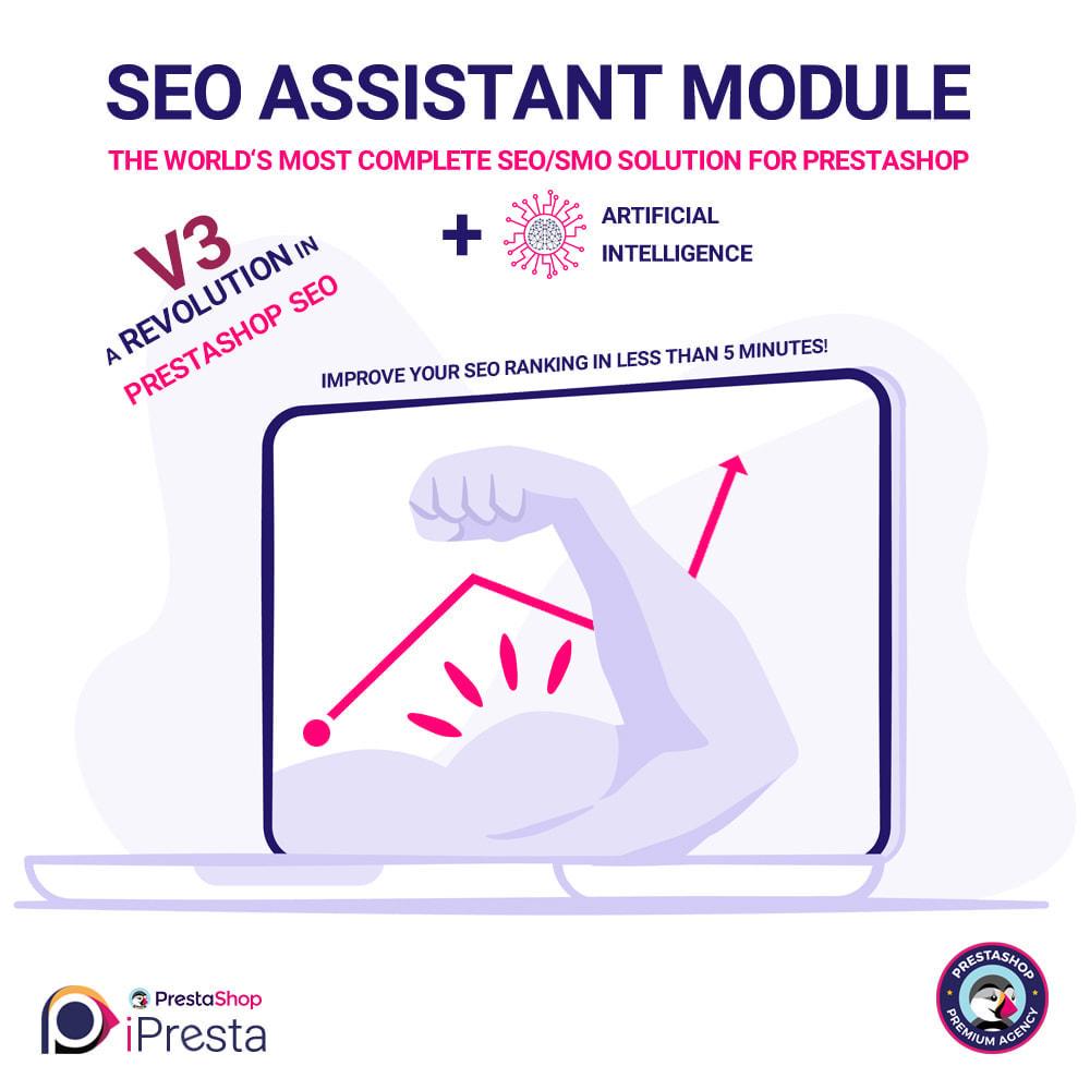 module - SEO (Pozycjonowanie naturalne) - SEO/SMO Assistant - 1