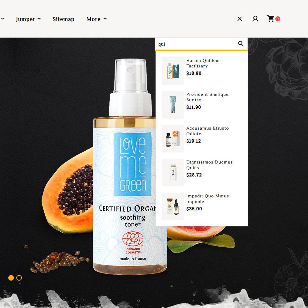 theme - Health & Beauty - Botanical - Beauty Spa Shop - 10