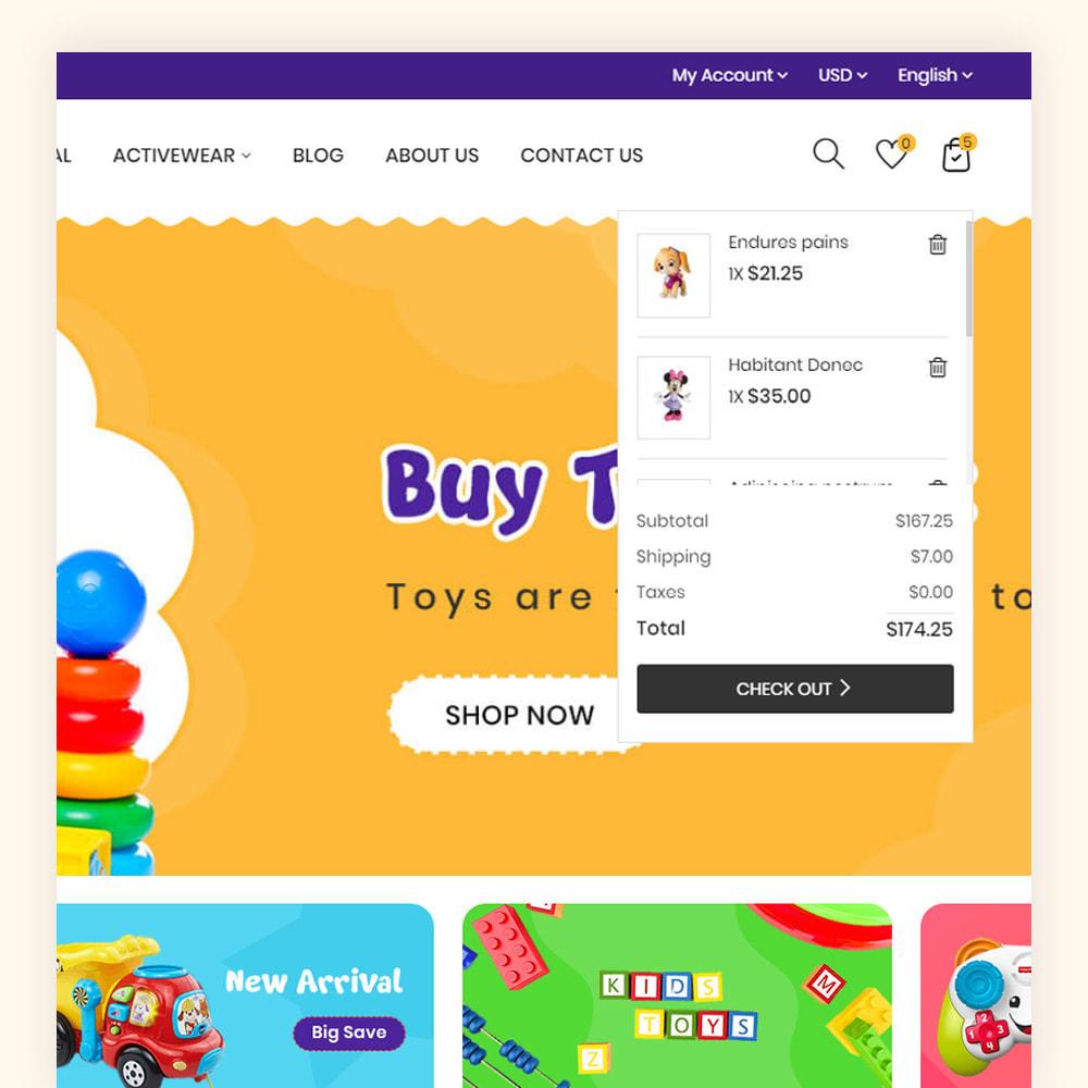 theme - Kinder & Spielzeug - Toyoza Toy Store - 4