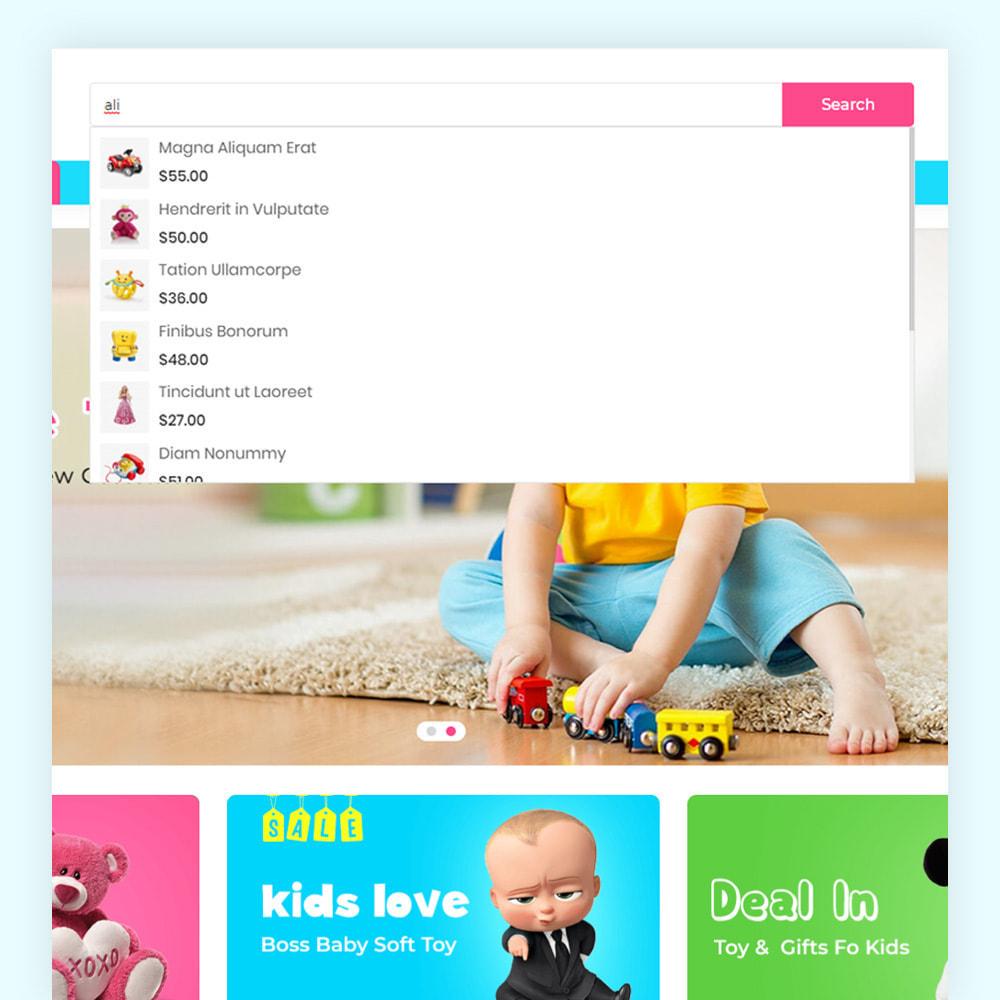 theme - Zabawki & Artykuły dziecięce - Bigfun Kids Toy Store - 3