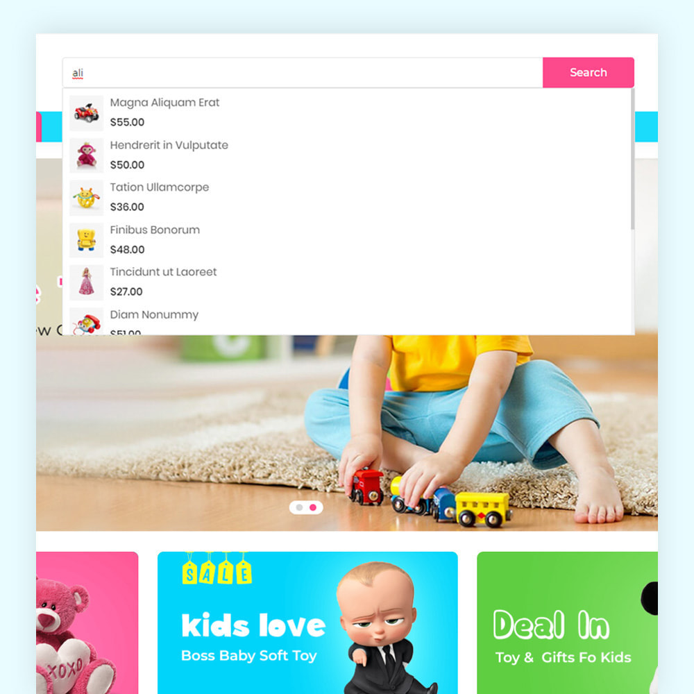 theme - Kinder & Spielzeug - Bigfun Kids Toy Store - 3